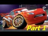 Car 2 -The Video Game- Disney - Pixar - ENGLISH - Animation New 2015 Part 1