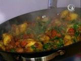 Картошка по-бомбейски индийская восточная кухня рецепт индийской восточной кухни как приготовить