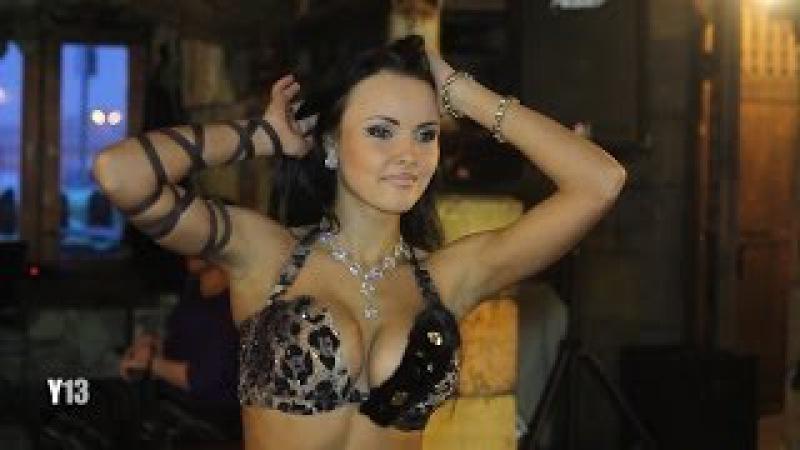 Профессиональный танец живота. Восточная красавица Алена. Bellydance Часть 2