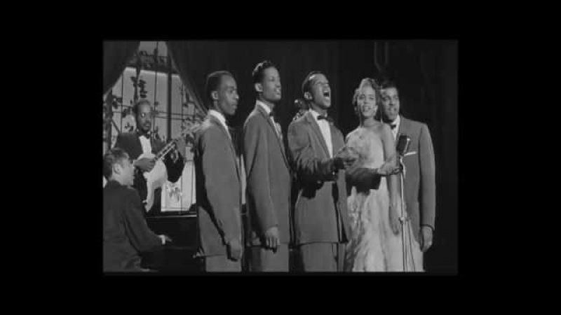 The Platters - The Great Pretender - HD (1955)