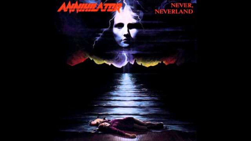 Annihilator - Imperiled Eyes