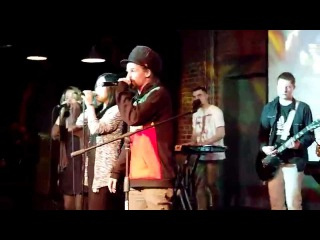 Prophet P and The Stereodrop - Не Преклонюсь @Fasbinder 20/03/2015