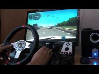 Logitech G25 City Car Driving Makas içerir. [ Emre Aygün ]