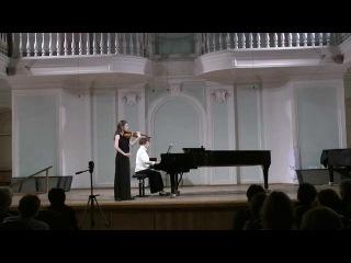 А.Дворжак Концерт для скрипки с оркестром