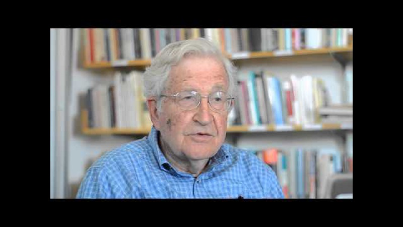 History channel documentary - Noam Chomsky - Markets Sharply Restrict Choices
