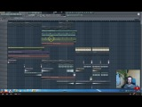 How to EDM KSHMR  Ummet Ozcan  Showtek Drop Lead For Sylenth1 &amp Spire FL Studio Tutorial + FLP
