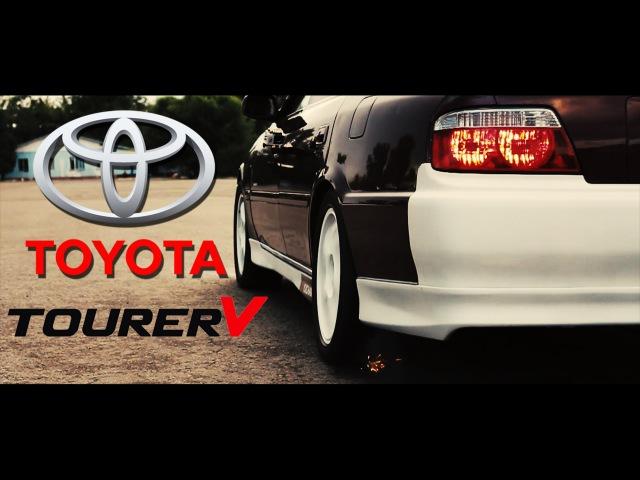 Toyota Chaser 100 Tourer V 3.0 2JZ-GTE (350 л.с. турбо) обзор и тест драйв.
