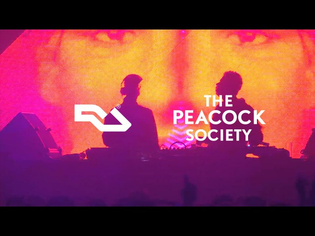 Seth Troxler B2B Michael Mayer at The Peacock Festival