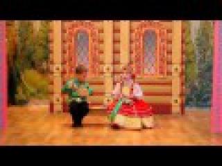 Оригинальный танец с корзинками в детсаду