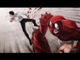 One Punch Man / Ванпанчмен - 1 серия (Предпоказ) [Озвучка: JAM (AniDub)]
