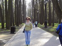 Светлана Щербинина, Кувасай