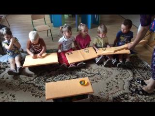 13 серпня, заняття з малюками: будуємо будиночок!