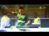 Nicolas Benedetti Goal Emmathium vk.comnice_football