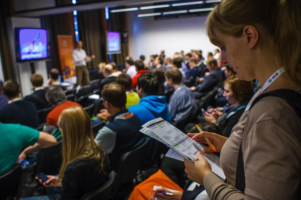 Конференция cee-secr 2015 приглашает докладчиков