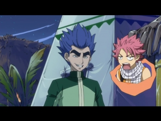 Fairy Tail / Сказка о Хвосте Феи - 1 сезон 18 серия [Ancord]