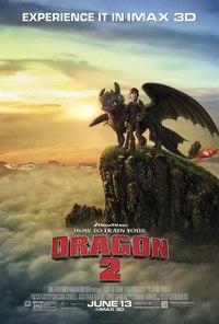 馴龍記2/馴龍高手2(How to Train Your Dragon 2)poster