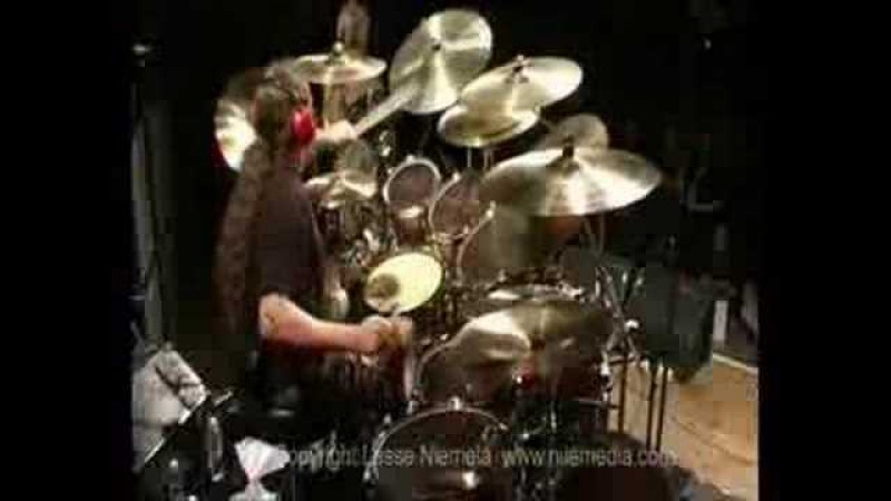 Tomas Haake and Dick Lovgren Drum and Bass Solo