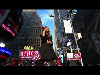 Taylor Swift Love Story Good Morning America 2012 10 23 720p HDTV 24 Mbps DTS HD MA 5 1 H 264 ok