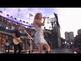 Taylor Swift You Belong With Me NFL Opening Kickoff 2010 1080i HDTV 30 Mbps DTS HD MA 5 1 H 264