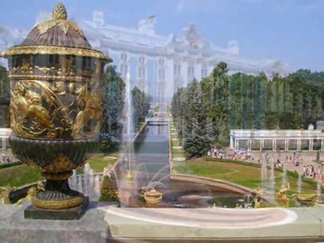 Санкт-Петербург. Видеосюжет на песню Олега Митяева