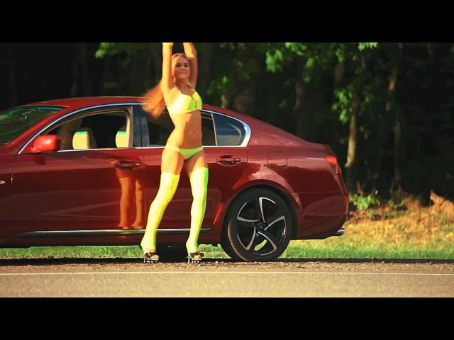 Девушка из клипа Lad Idorf Sergey Chorniy - VIRGIN mix