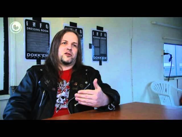 K-Rûte @ Dokk 'Em Open Air 2011: Ynterview mei Vader (diel 1)