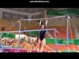 Daria Elizarova Uneven Bars AA - Universiade Gwangju 2015