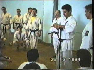 Семинар Ника да Косты в Москве в марте 1994 года - часть 1