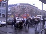Akcja; Jugends ( Cska Moskwa) vs Union & Devils Band ( Spartak Moskwa). Wygrana Spartaka.