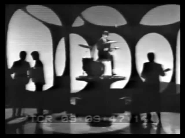 The Beatles at the Morecambe Wise Show - 02/12/63