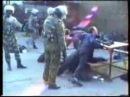 Профилактическое избиение ОМОНовцами заключенных в исправительной колонии