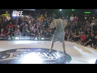 Free Boys | Freestyle Session 2015 x UDEFtour.org | Strife