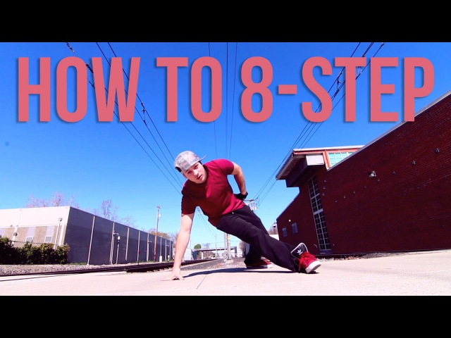 How to Breakdance | 8 Step | Crumbs (Style ElementsKillafornia)