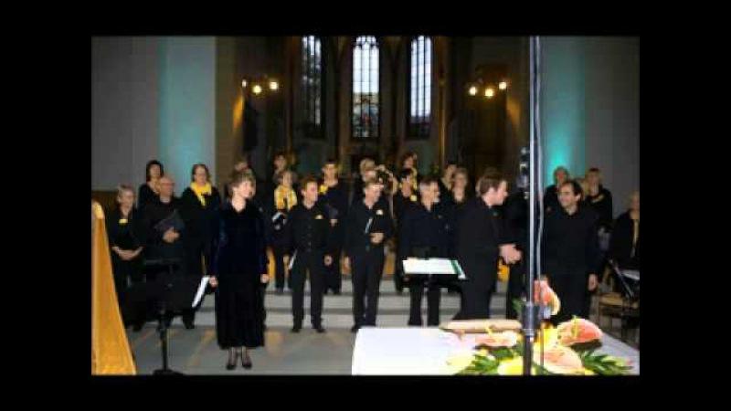 Gwnewch y Pethau Bychain, Karl Jenkins, gesungen durch Cantus Firmus, Zofingen