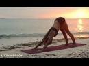 Вечерняя йога дома для начинающих фитнес дома