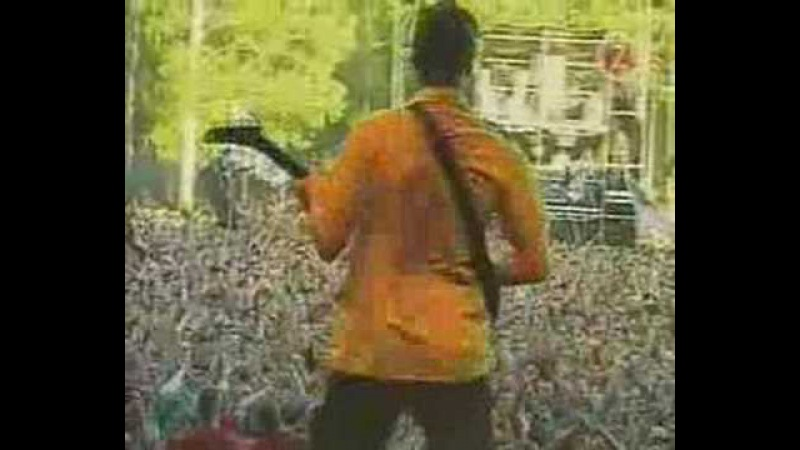 Rage Against The Machine - Sleep now in the Fire (Hultsfred)