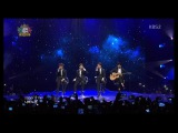 EXO-K_Special Stage 'Sabor a Mi'_KBS MUSIC BANK in MEXICO_2014.11.12