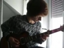Tim Brudi - Playing guitar (Solo)