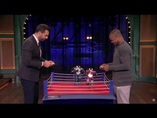 Рой Джонс vs. Иван Ургант (Roy Jones vs Ivan Urgant)