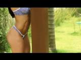 EVA ANDRESSA- Fitness Model- Exercises and workouts @ Brazil