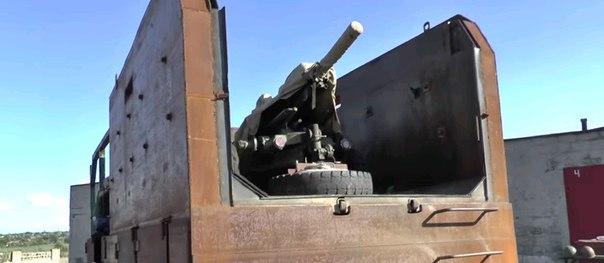 Боевики применили новую тактику ведения артиллерийского огня вдоль линии фронта, - спикер АТО - Цензор.НЕТ 5109