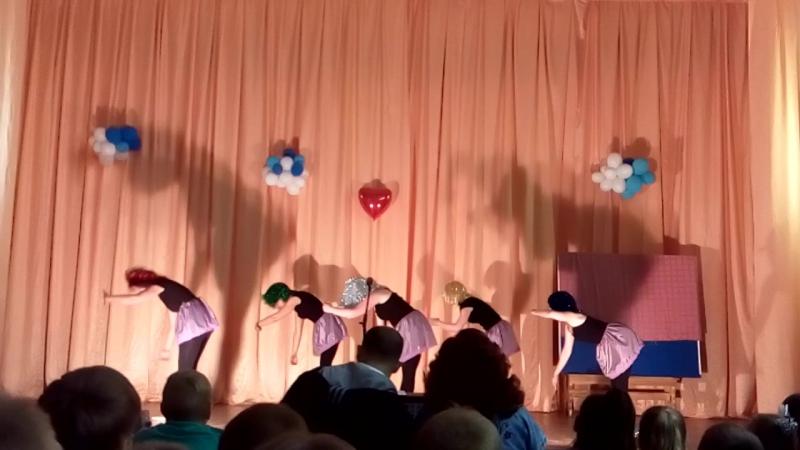 Куклы танец воспитателей штатный концерт 3 смена 2015 Мечта