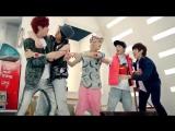 Прикольный корейский клип. Поёт группа #B1A4