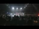 Поединок между россиянином Артем Пашпориным и легендой тайского бокса Буакавом Бончамеком на шоу T-ONE в Пекине