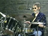 Levon Helm - On Singing While Drumming