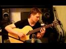 Ложкой снег мешая (м/ф Умка ) переложение для гитары