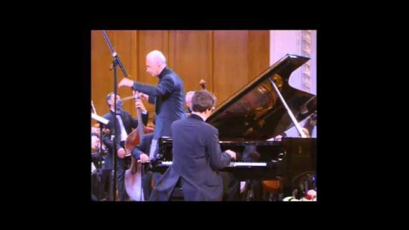 Д. Шостакович Концерт №1 для фортепиано с оркестром
