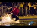 Kanye West Jumps into WATER in Concert, Yerevan Armenia Քանյե Ուեսթ Կարապի լիճ