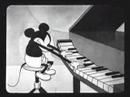 Mickey Mouse Piano Solo - The Opry House (1929)