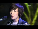 Go Eun Ah Kwak Yong Hwan My Dream K POP The Ultimate Audition рус саб